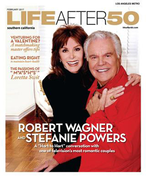 Life After 50 Stefanie Powers Robert Wagner